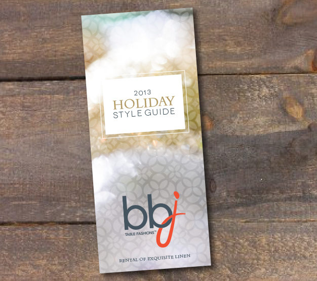2013 BBJ Linen Holiday Style Guide
