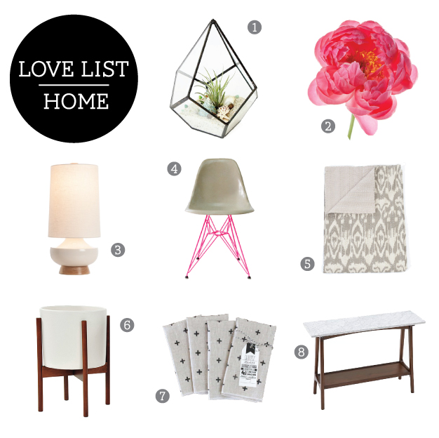 Love List | Home June 2014
